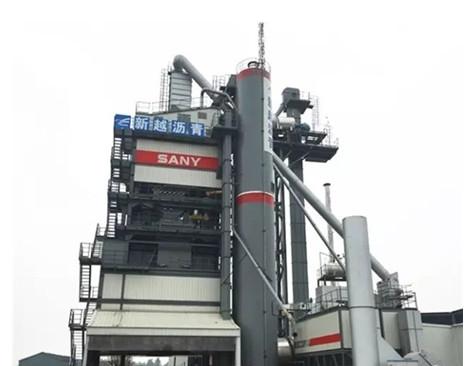 三一重工客户专访:江苏新越的沥青全产业链梦想
