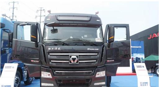 """徐工漢风G900——新时代卡车人的""""头等舱"""""""