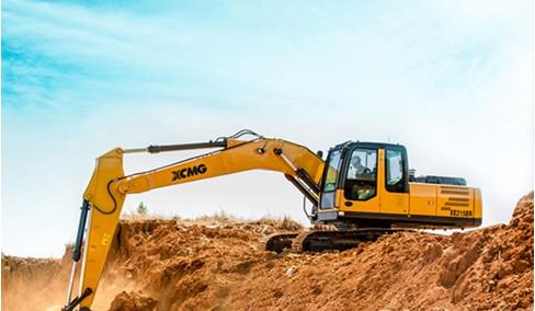 徐工挖掘机携手献力巴西建设