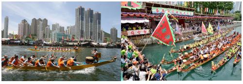 端午小长假看龙舟 推荐吃吃吃买买买都在香港仔
