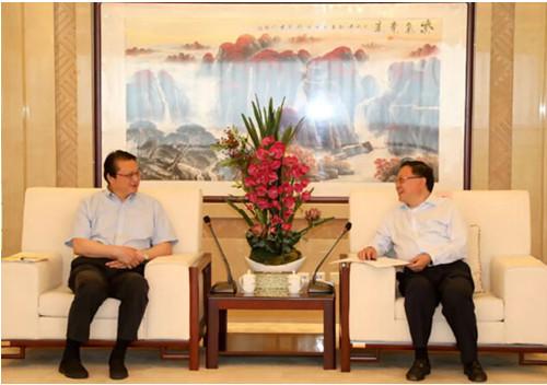 中船重工与中国有色集团签署战略合作框架协议