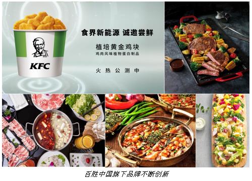 合理膳食 全民营养新时代 百胜中国助力2020年全民营养周