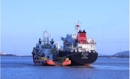 马尾造船成功交付一艘11000吨油化船