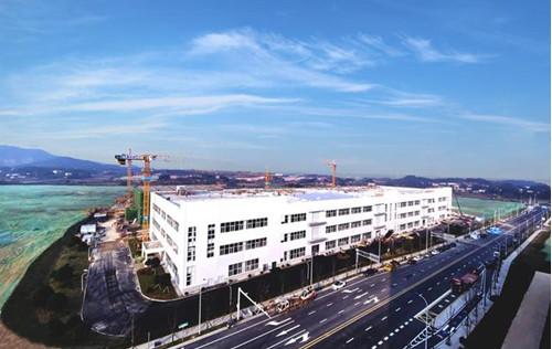 191天!7万平方米长沙消费电子产业园多层厂房正式交付